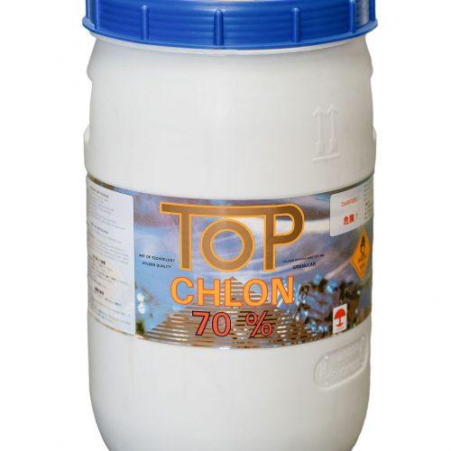 Calcium hypochlorite 70% TOPCHLON japan