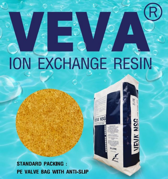 CATION EXCHANGE RESIN VEVA NSG