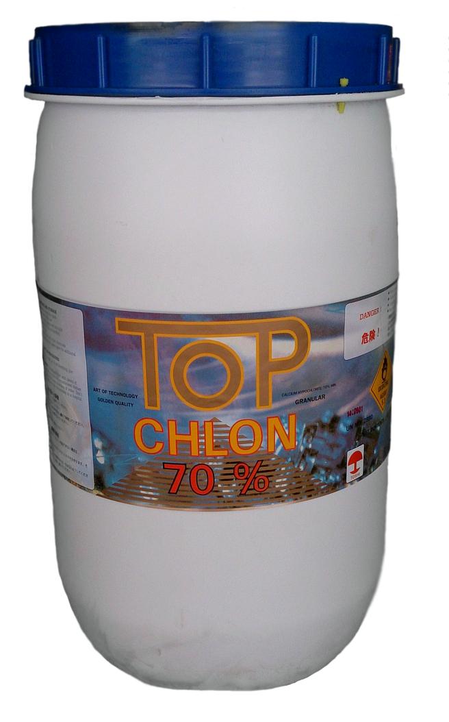 คลอรีน 70% Topchlon