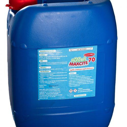 แอลกอฮอล์ 70% (Ethyl Alcohol)