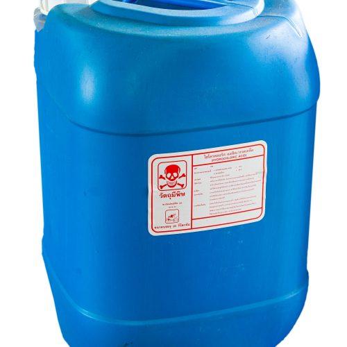 กรดเกลือ Hydrochloric acid